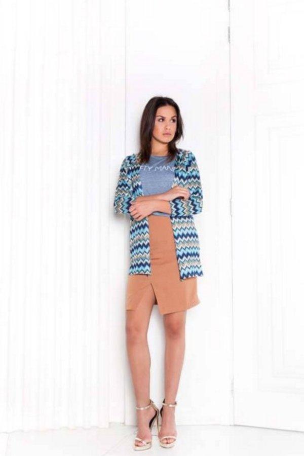Vest Leah Blue