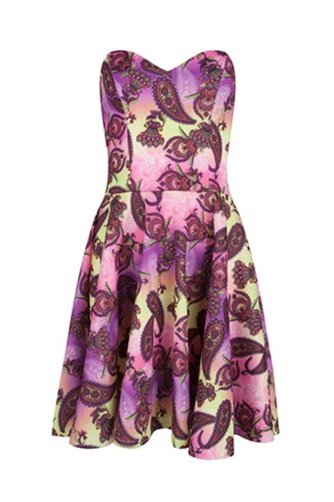 Dress Amber Pink