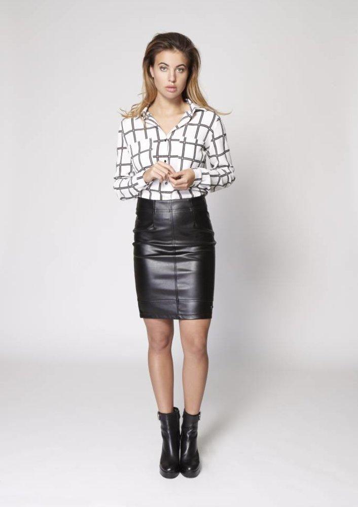 feb- blouse alyssa white