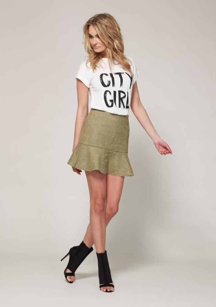 mrt - skirt Amy Green