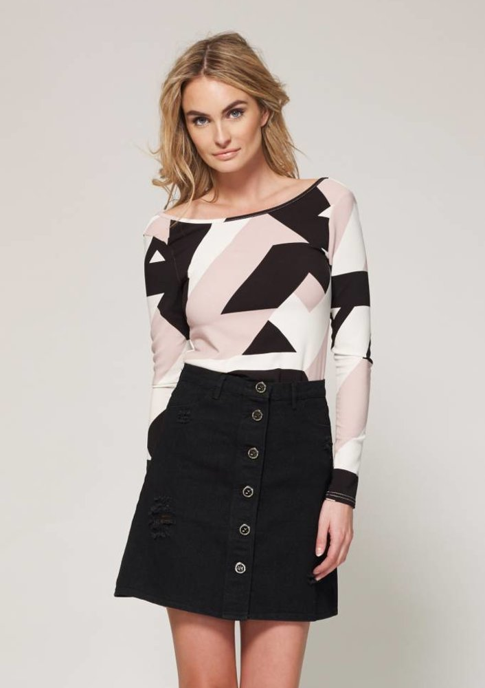 mrt - skirt Nicolette Black