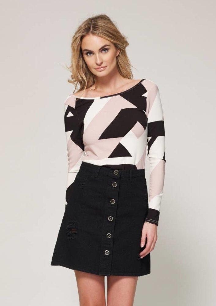 apr - sweater kristine pink