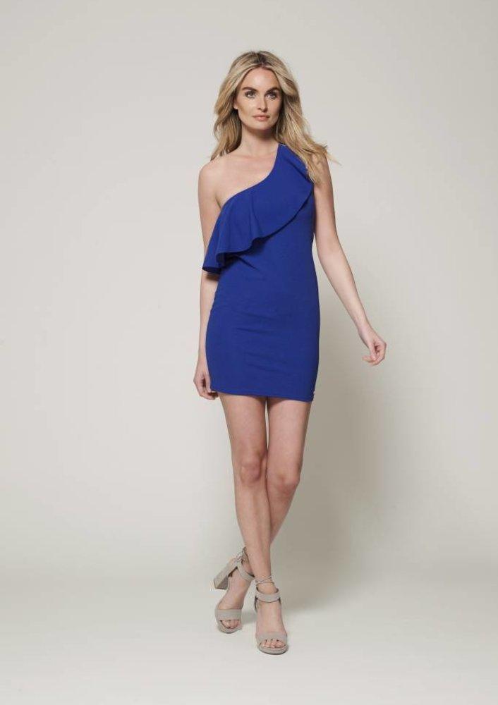 jun - dress dana blue