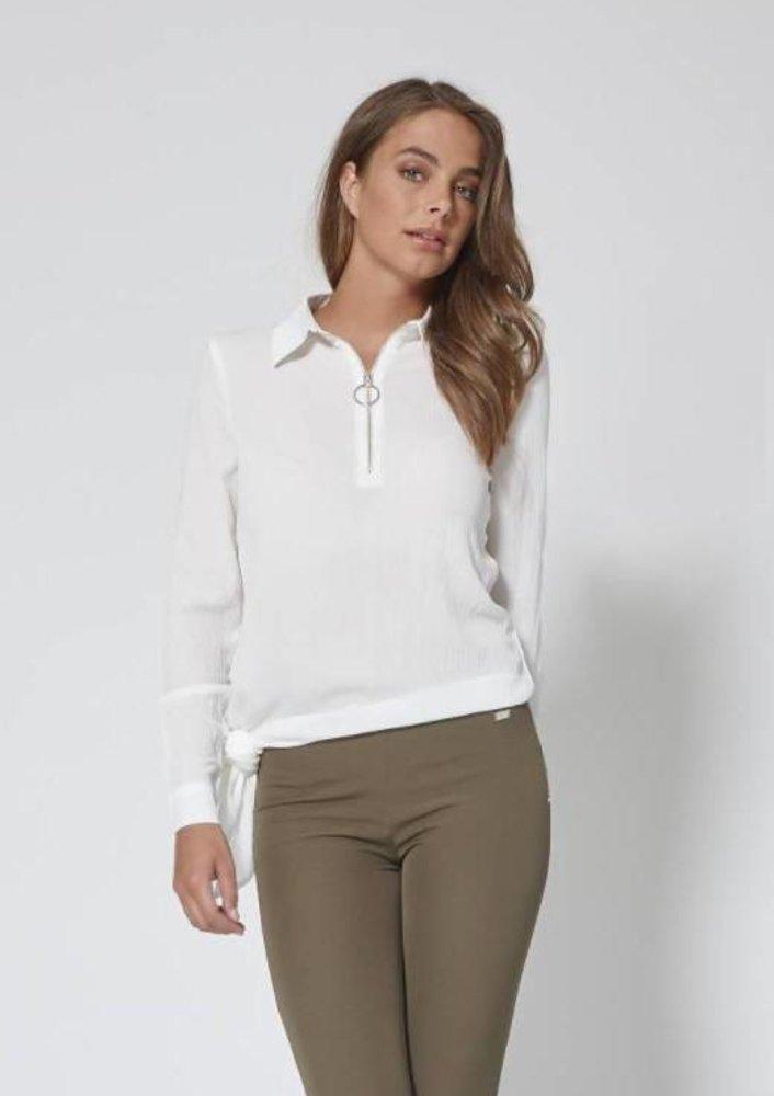 augustus - blouse genevieve wit