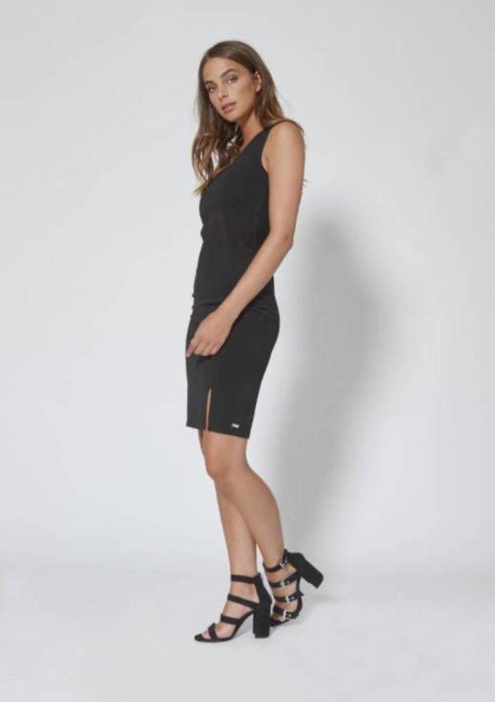 juli - jurk erin zwart