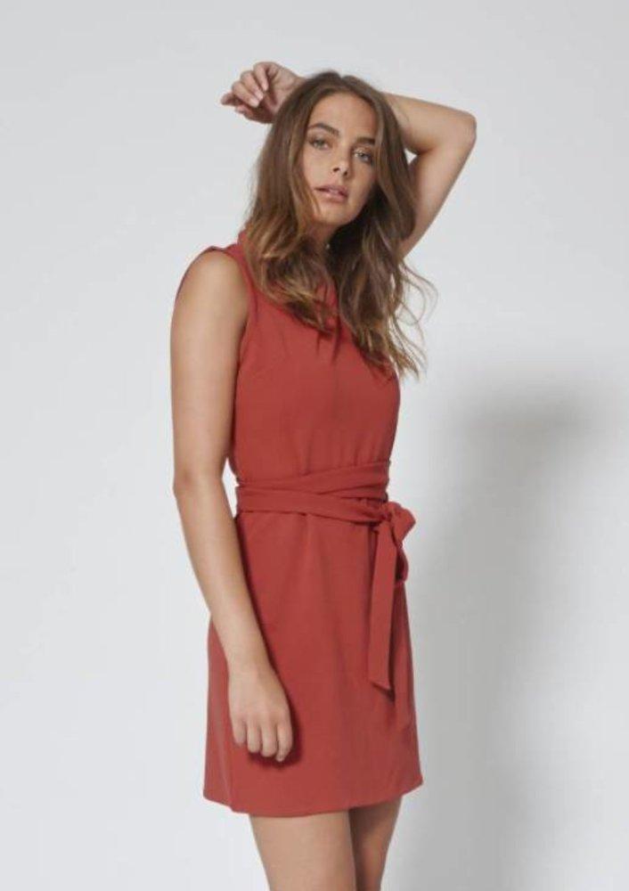 juli - jurk lucia roze