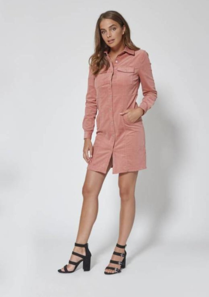 juli - jurk cherie roze