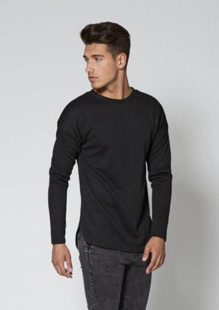 september - trui james zwart