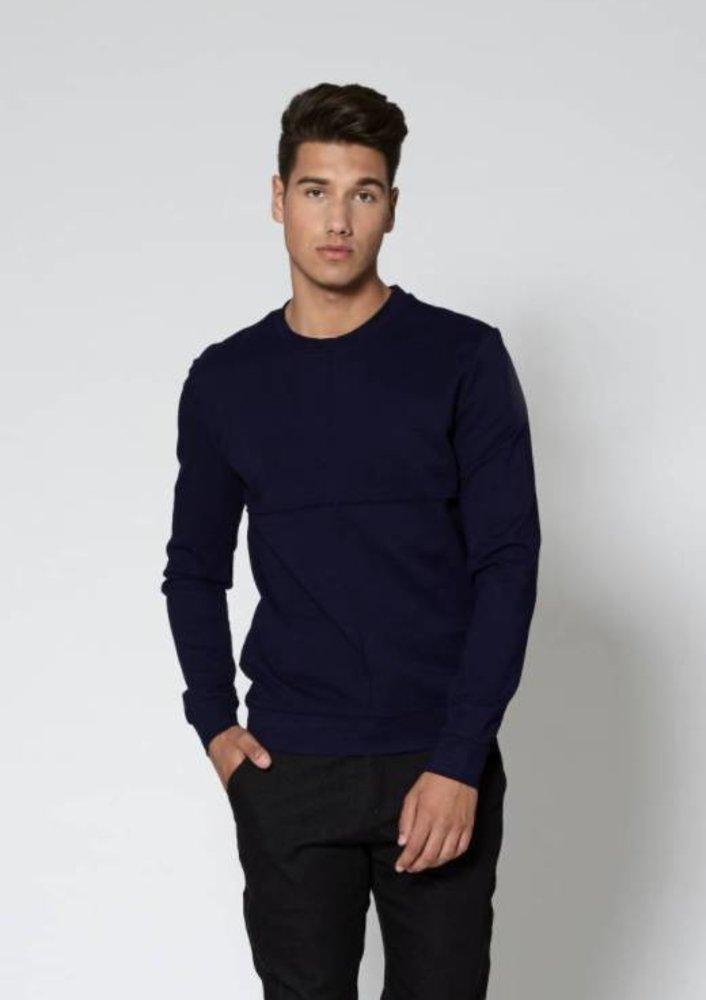 september - trui iggy blauw