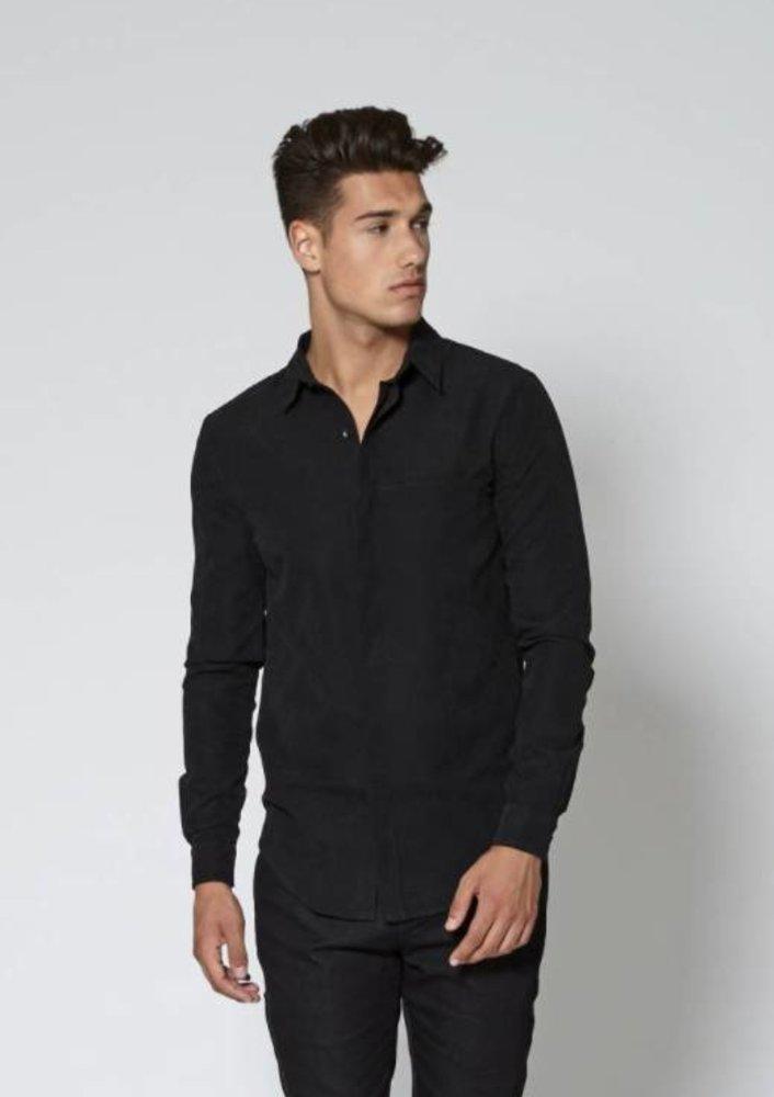 september - shirt zane zwart