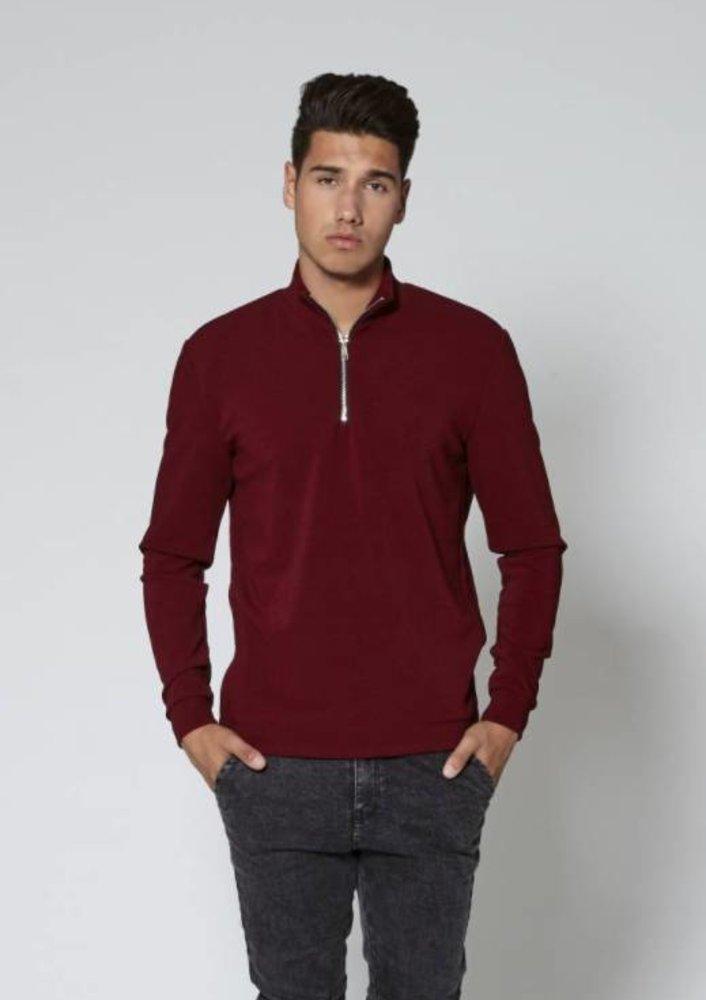 Oktober - trui nardo rood