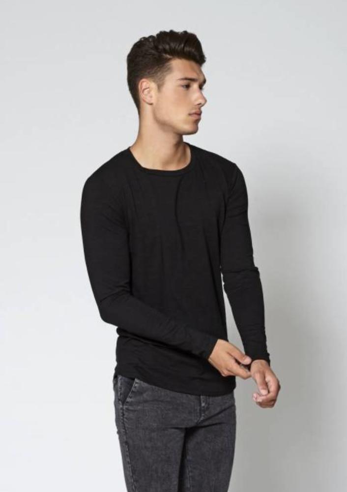 Oktober - shirt tim zwart
