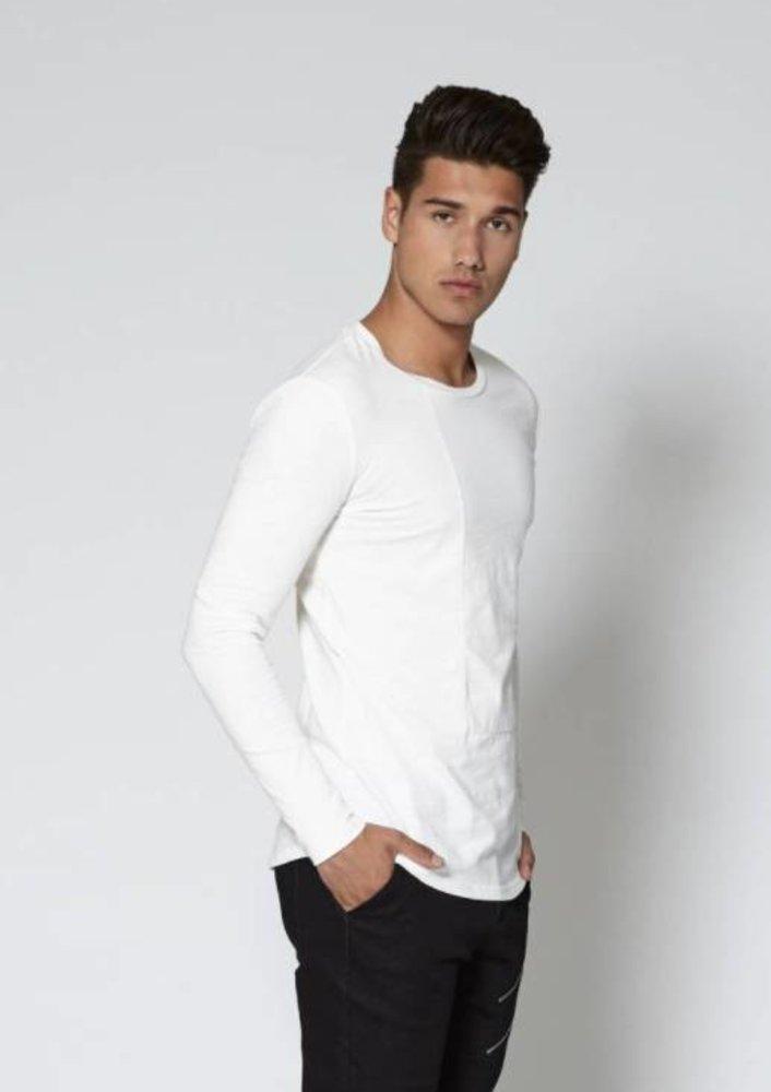 oktober - shirt tim wit