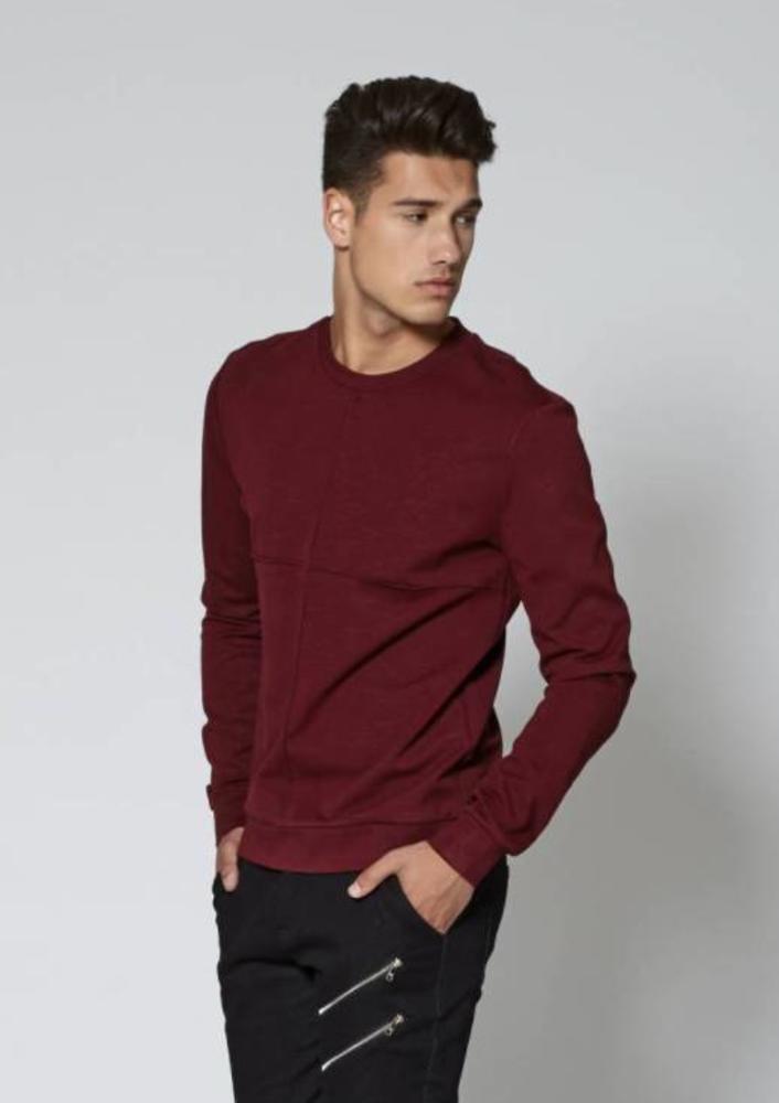 oktober - trui iggy rood