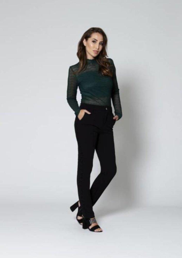 Oktober - Top Yasmine groen