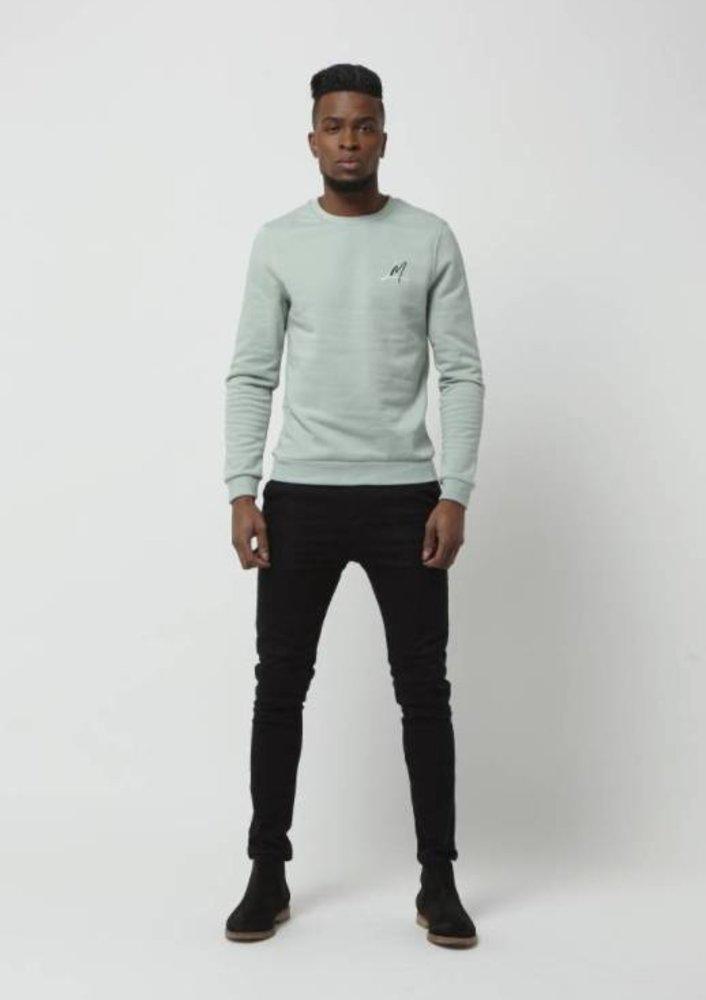 sweater rafael mint blue