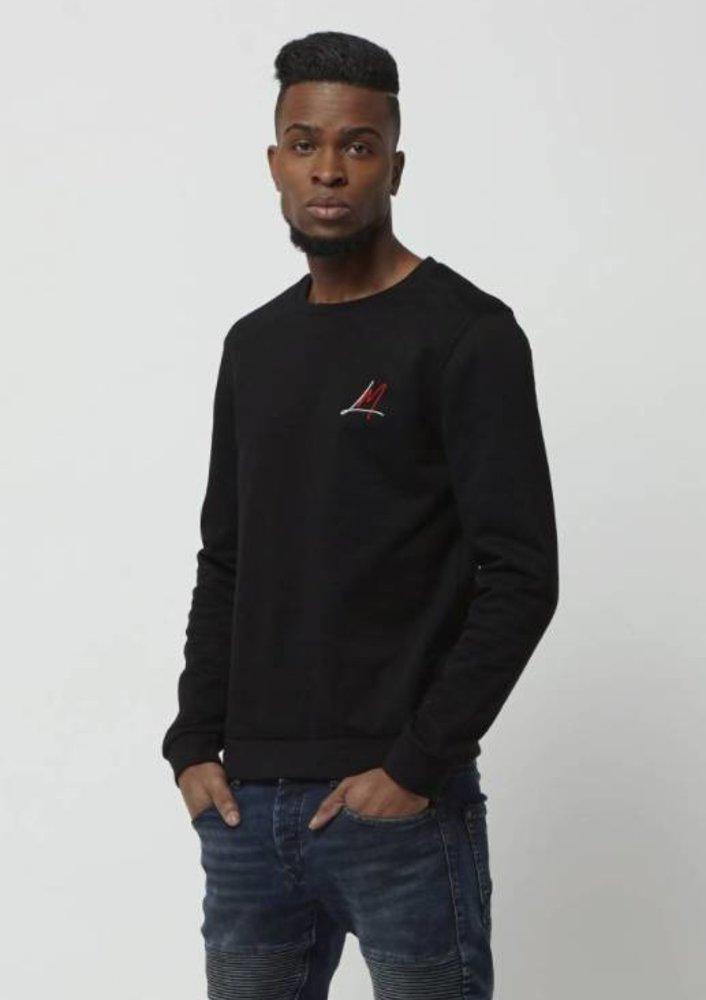 sweater rafael zwart