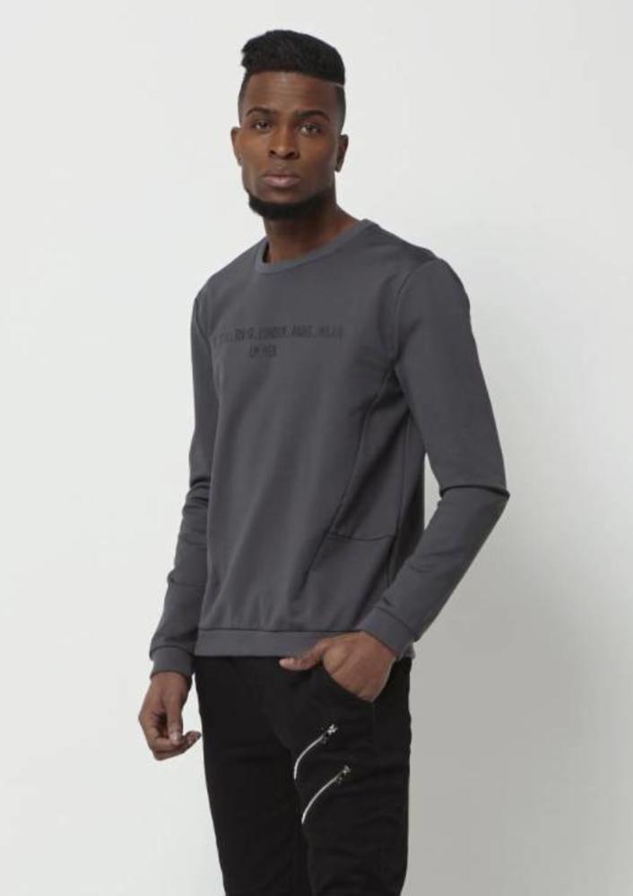 sweater arwin grijs