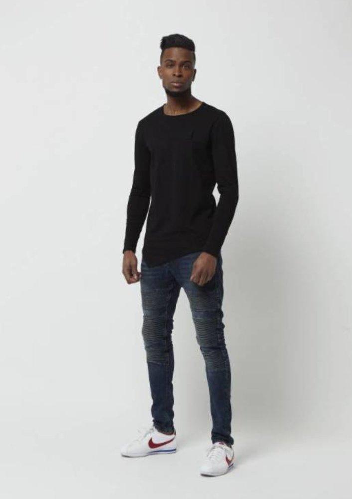 sweatshirt axel zwart