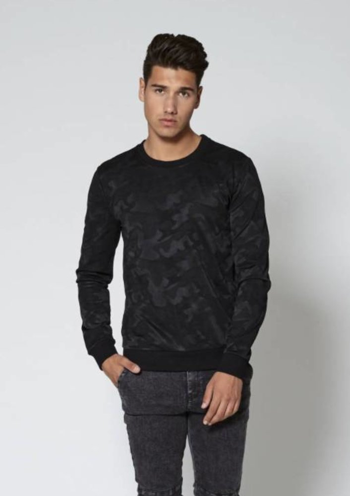 sweater ard zwart