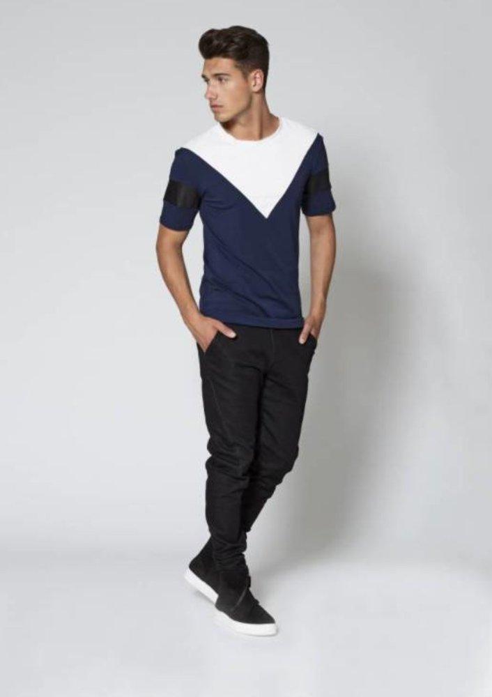 t-shirt ryder blauw