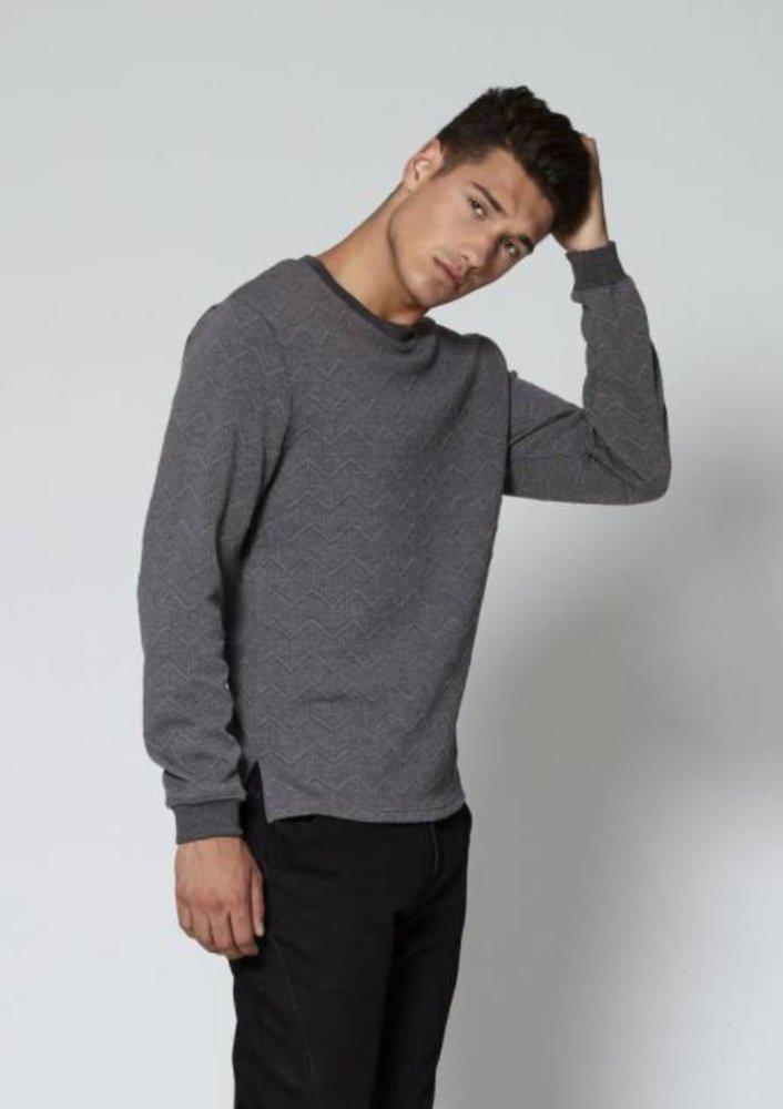 sweater kevin grijs