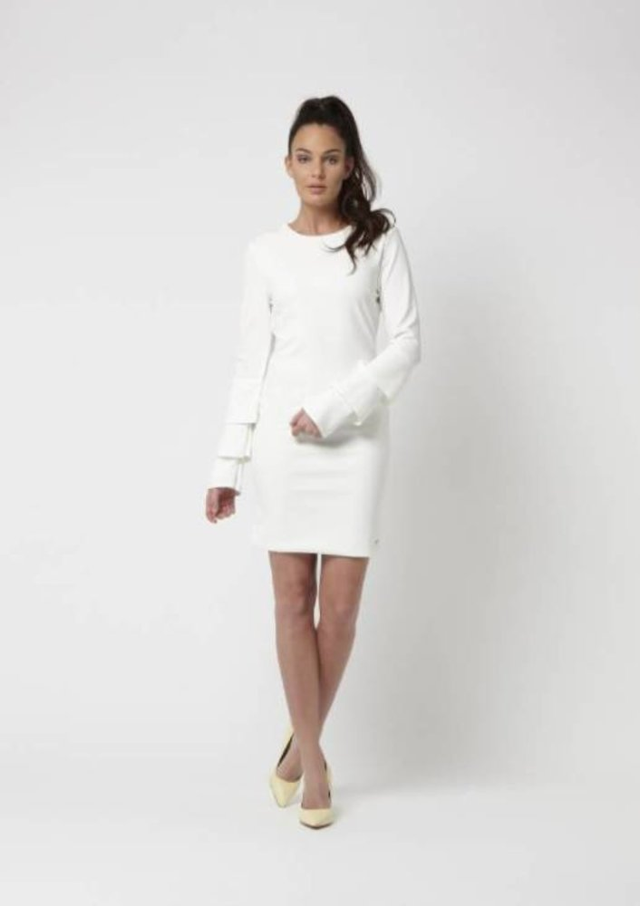 jurk lavina wit