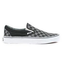 VANS Slip-On Black/Pewter Checkerboard