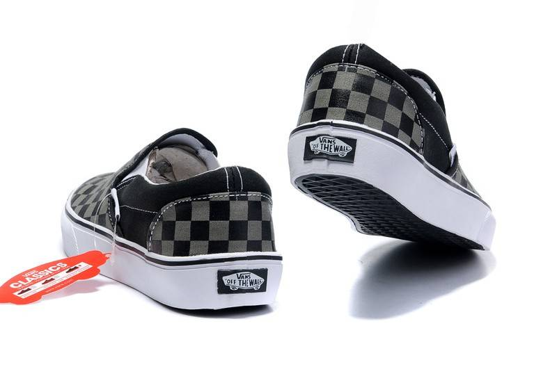 vans slip on checkerboard kopen