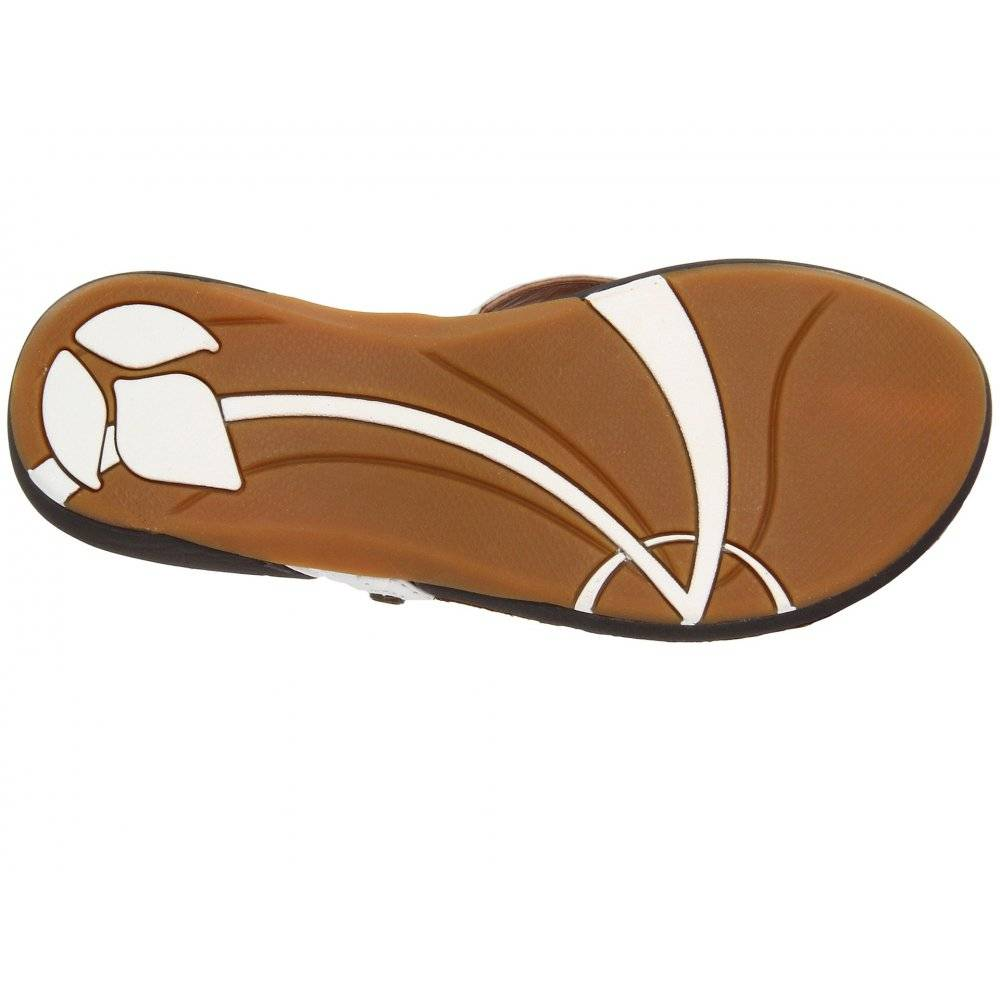 REEF REEF Miss J-Bay Womens Tan/White