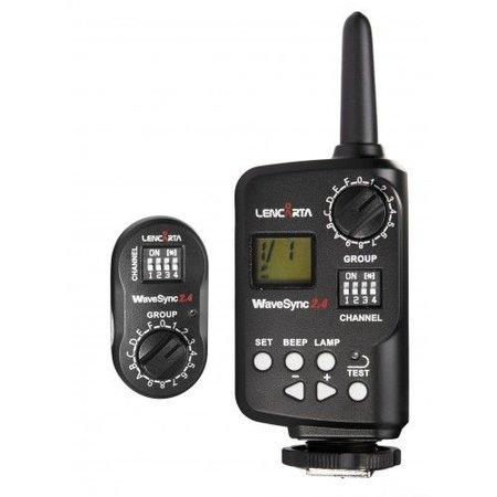 Lencarta Safari II 1200Ws Portable Flash System (600/600)