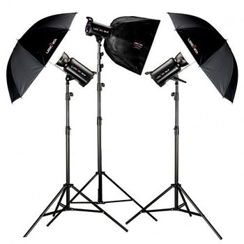 Lencarta Lighting Kit Superfast 900Ws