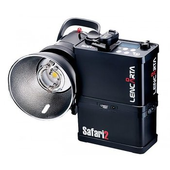 Lencarta Safari II 600Ws Portable Flash System