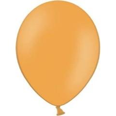 Partydeco Ballon Oranje - 10 stuks - 30 cm