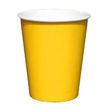 Unique Gele Bekers - 14 stuks