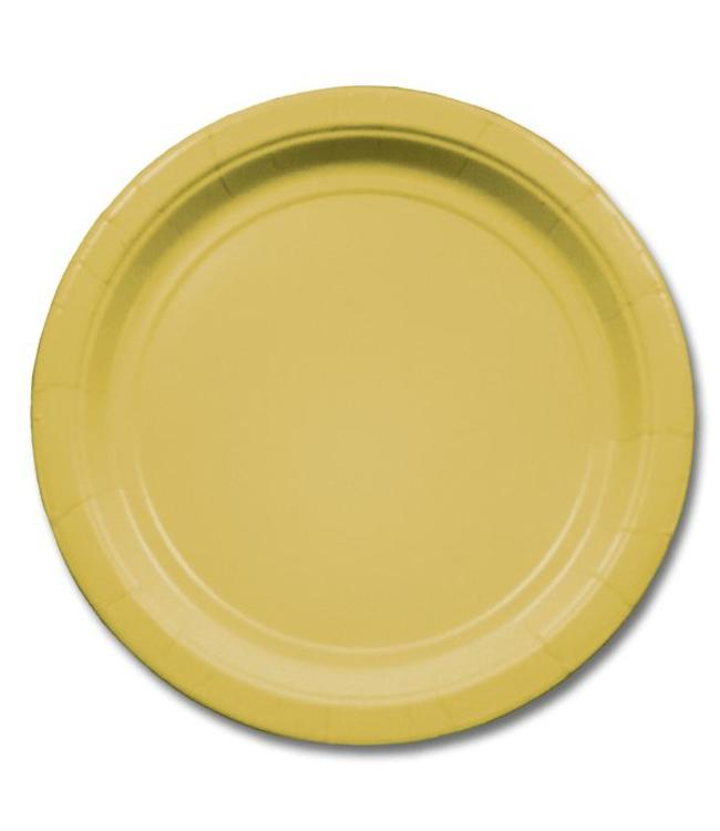 Unique Gouden Borden - 16 stuks - 23 cm
