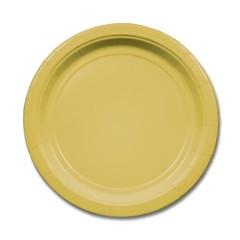 Unique Gouden Bordjes - 20 stuks - 18 cm