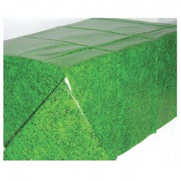 Amscan Gras Tafelkleed - 1,37 x 2,59 meter - plastic