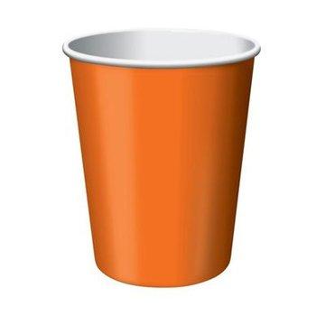 Unique Oranje Bekers - 14 stuks