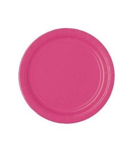 Unique Roze Bordjes - 20 stuks - 18 cm