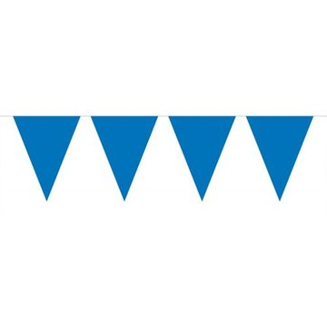 Folat Vlaggenlijn Donkerblauw - 6 meter - plastic