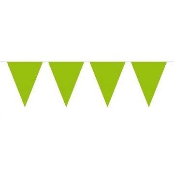 Folat Vlaggenlijn Groen - 6 meter - plastic
