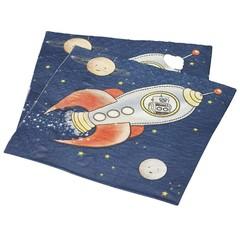 Ginger Ray Space Adventure Servetten - 20 stuks