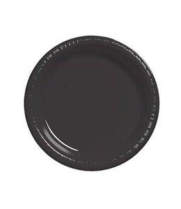 Unique Zwarte Bordjes - 20 stuks - 18 cm