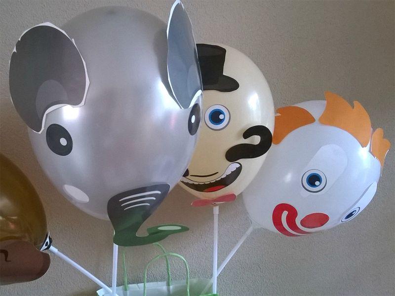 Ouders & Kids Review: Stijn, Lieke en Cathelijne maakten de Circus Balloon Heads