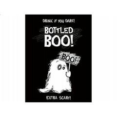 Partydeco Boo! Dranklabels - 10 stuks