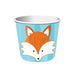 Creative Converting Forest Fox Bakjes - 6 stuks - karton