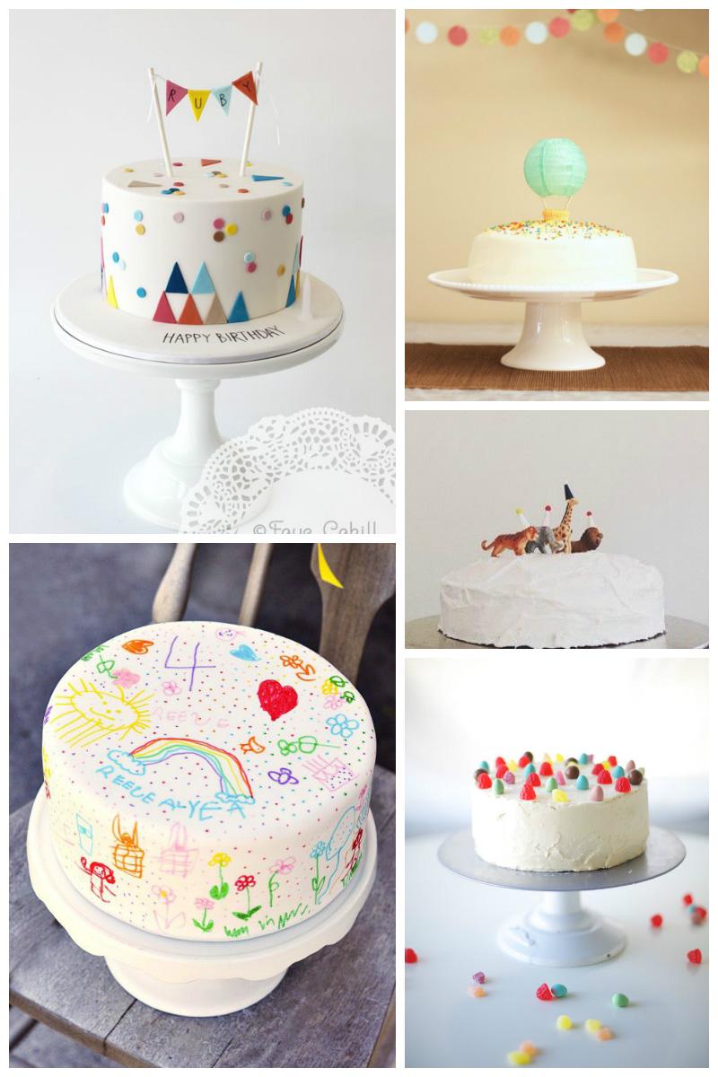 Witte taarten inspiratie
