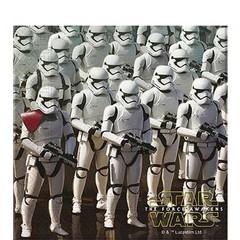 Decorata Party Star Wars - The Force Awakens Servetten - 20 stuks