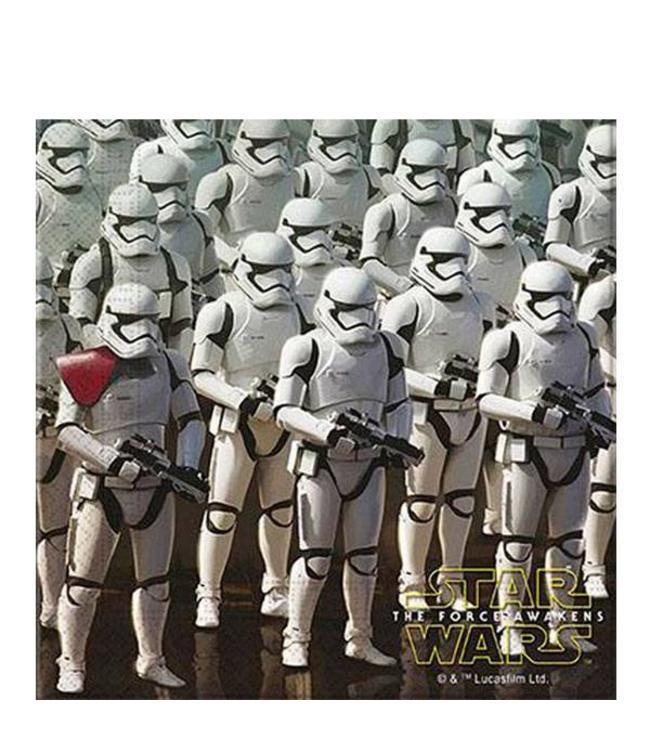 Star Wars - The Force Awakens Servetten - 20 stuks